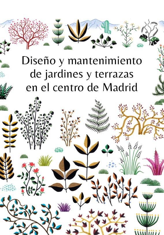 Jardiner a en el centro de madrid huertos urbanos - Centros de jardineria madrid ...