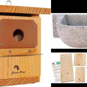 Cajas nido y faúna útil
