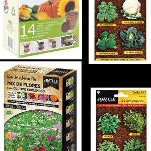 Semillas y semilleros
